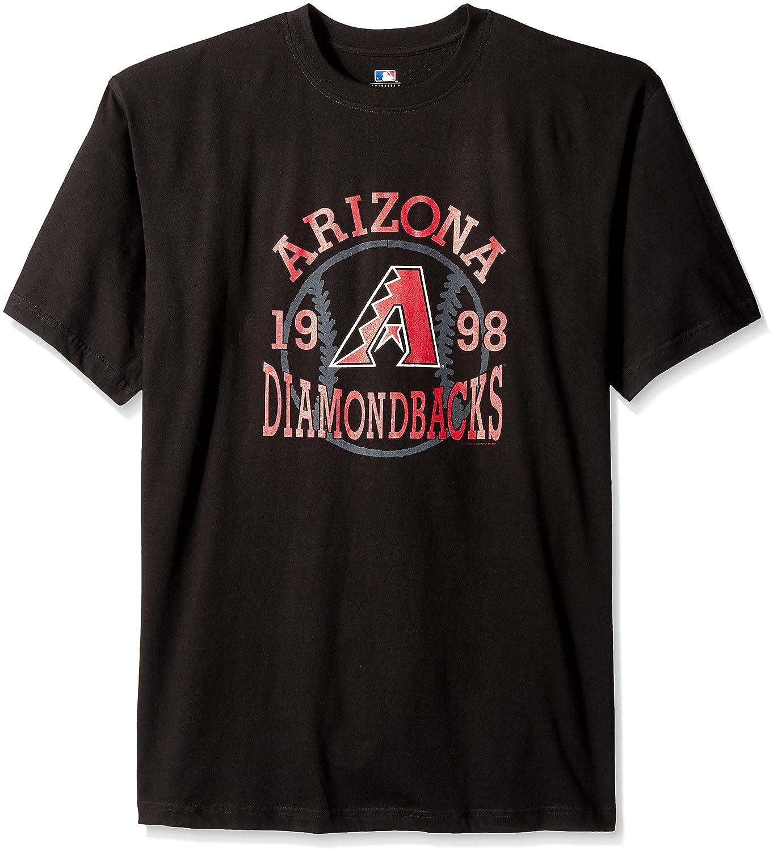 卸売 MLB x、ブラック MLB Arizona DiamondbacksメンズチームグラフィックショートスリーブグラフィックTシャツ Arizona、3 x、ブラック B0195LY4VA, タイヨウムラ:ea554b3f --- a0267596.xsph.ru