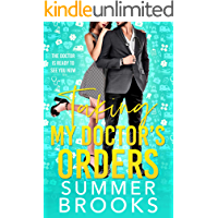 Taking My Doctor's Orders: A Secret Baby Romance (Lovers' Lane Book 6)
