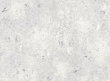 Vliestapete beton optik hell grau betontapete industrial loft