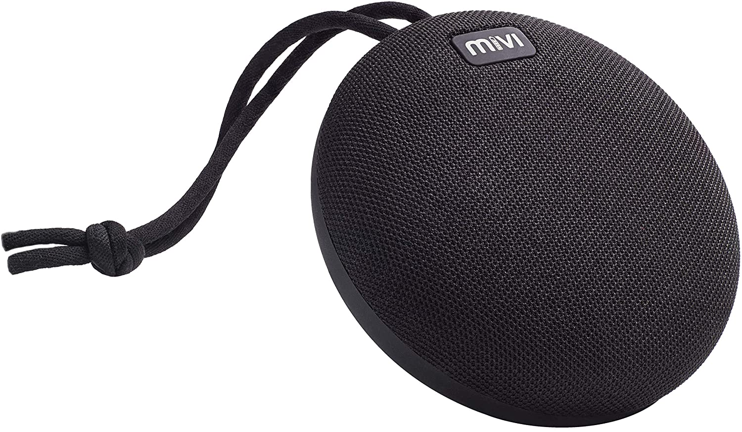 Mivi Roam BS5RM Ultra-Portable Wireless Speaker with HD Sound (Black)