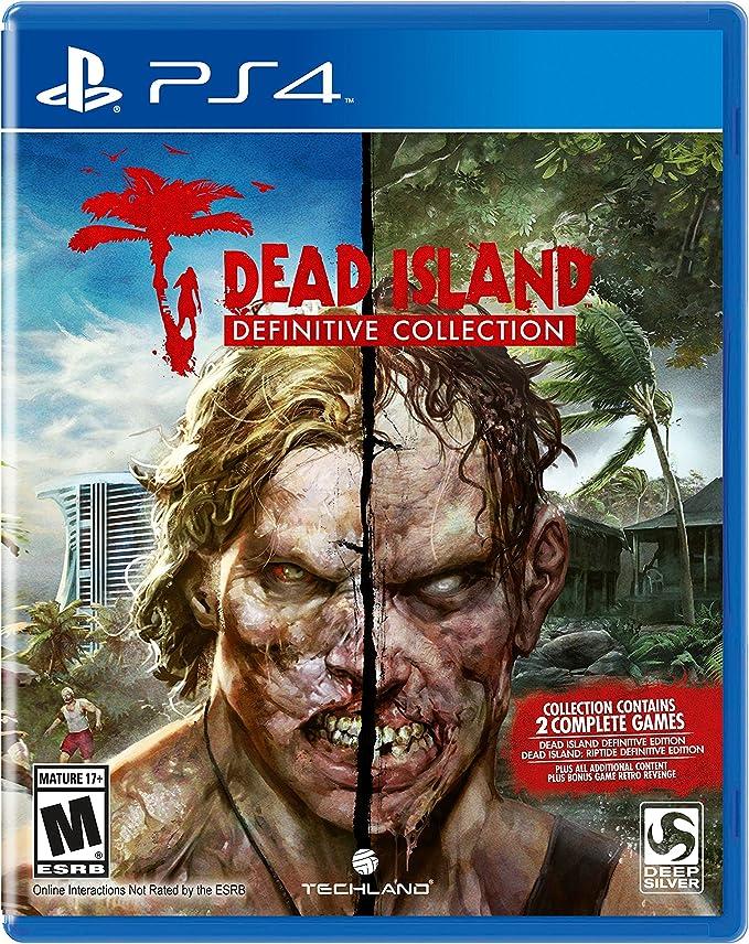 Square Enix Dead Island Definitive Collection PS4 Básica + DLC PlayStation 4 vídeo - Juego (PlayStation 4, Supervivencia / Horror, Modo multijugador, M (Maduro)): Amazon.es: Videojuegos