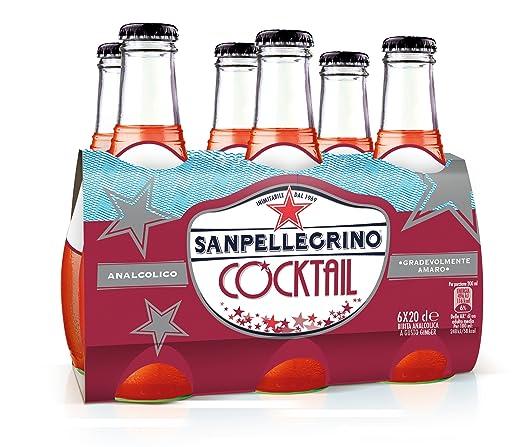 5 opinioni per S.Pellegrino-Cocktail Red Ml.200 (Pacco da 6)