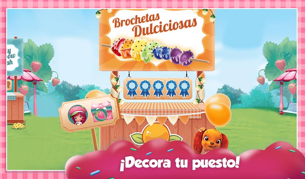 La Feria gastronómica de Rosita Fresita - Competencia de cocina: Amazon.es: Appstore para Android