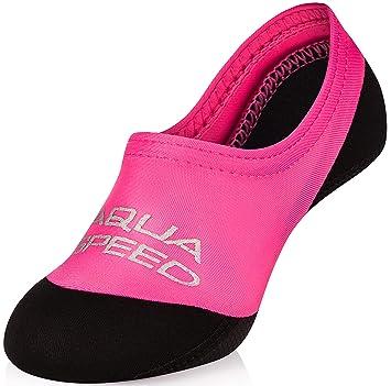 219274fac38d Aqua Speed Neo Socks Calcetines para Niños | 20-29 | Calcetines de Neopreno  | Hijos | Suela Antideslizante | Elásticos | Fácil