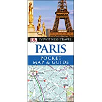 DK Eyewitness Paris Pocket Map and Guide (Pocket Travel Guide)