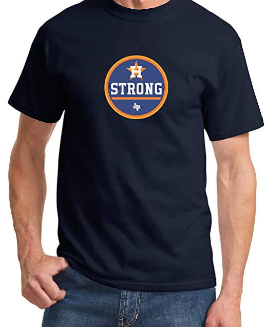 Amazon Fcds Houston Strong Pride T Shirt Printed In The Usa
