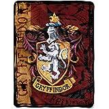 "Harry Potter, Battle Flag Micro Raschel Throw, 46"" x 60"""