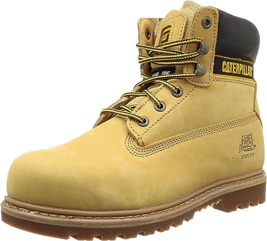 TALLA 43 EU. Cat Footwear SB E Fo HRO, Botas Chelsea Hombre, Holton s3 /