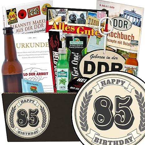 Geschenk Zum 85 Mannerbox Inkl Markenbuch Manner Paket 85