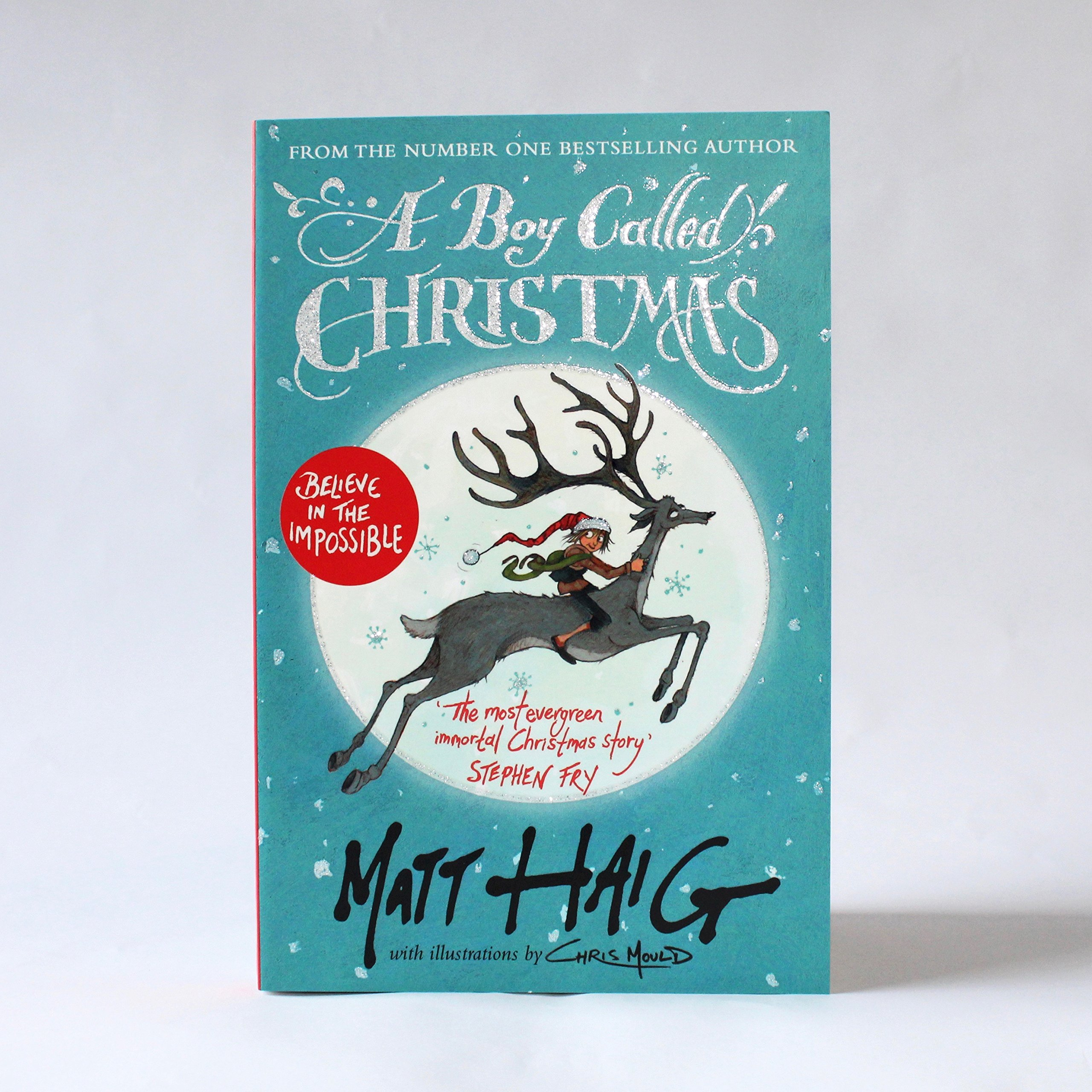 1b02f2fb9 A Boy Called Christmas  Amazon.co.uk  Matt Haig