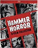 Hammer Horror 8-Film Collection [Blu-ray] (Sous-titres français)