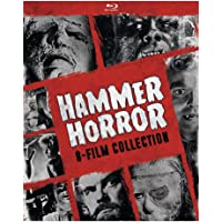 Hammer Horror 8-Film Collection [Blu-ray] (Sous-titres français)