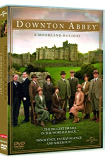 downton abbey a moorland holiday christmas special 2014 dvd - Downton Abbey Christmas Special