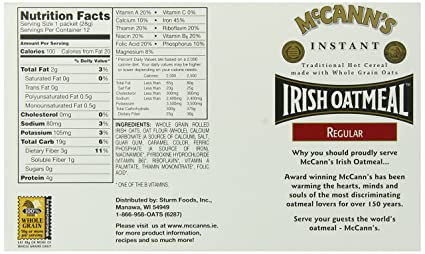 Image result for oatmeal label
