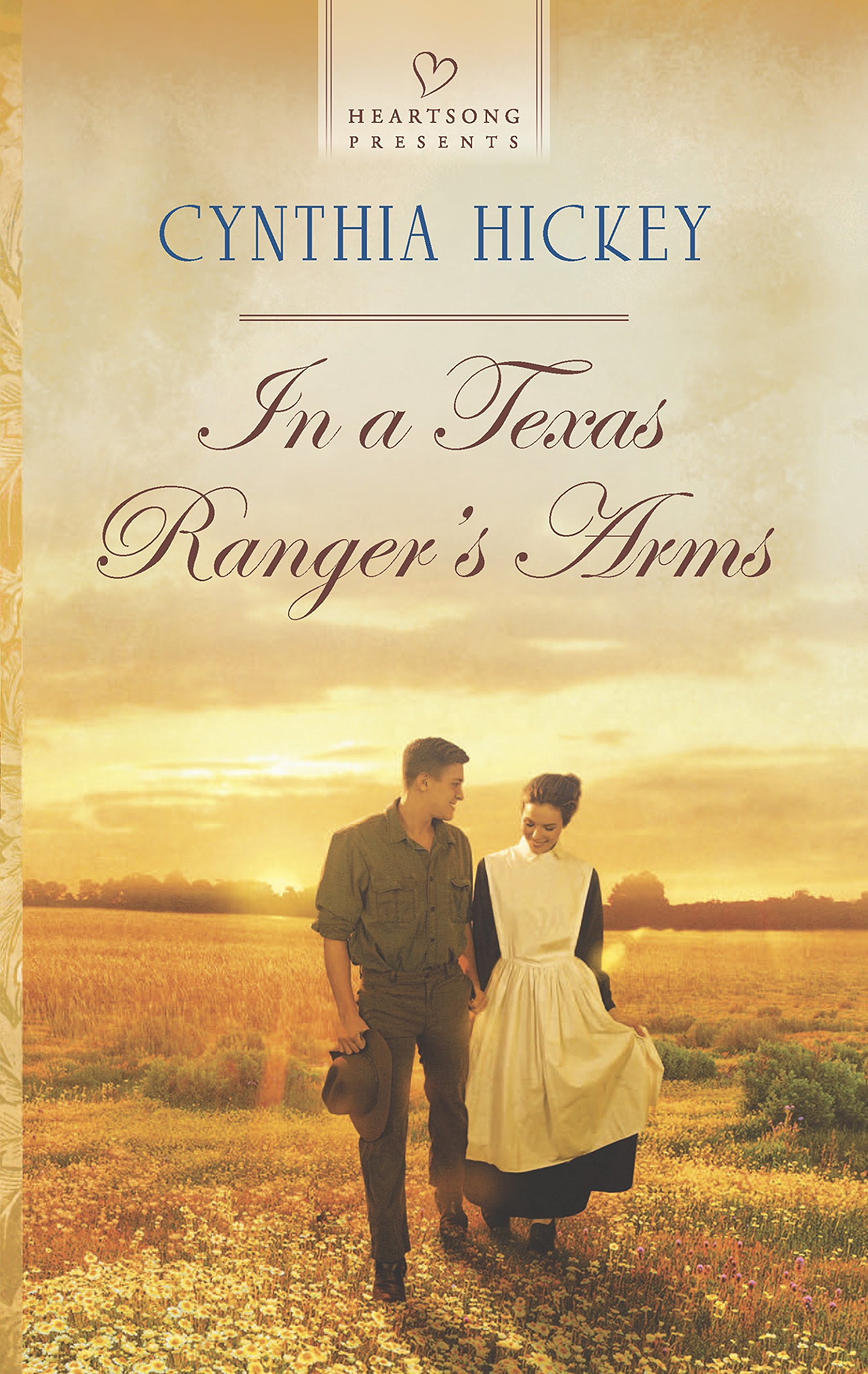 Read Online In a Texas Ranger's Arms (Heartsong Presents) PDF