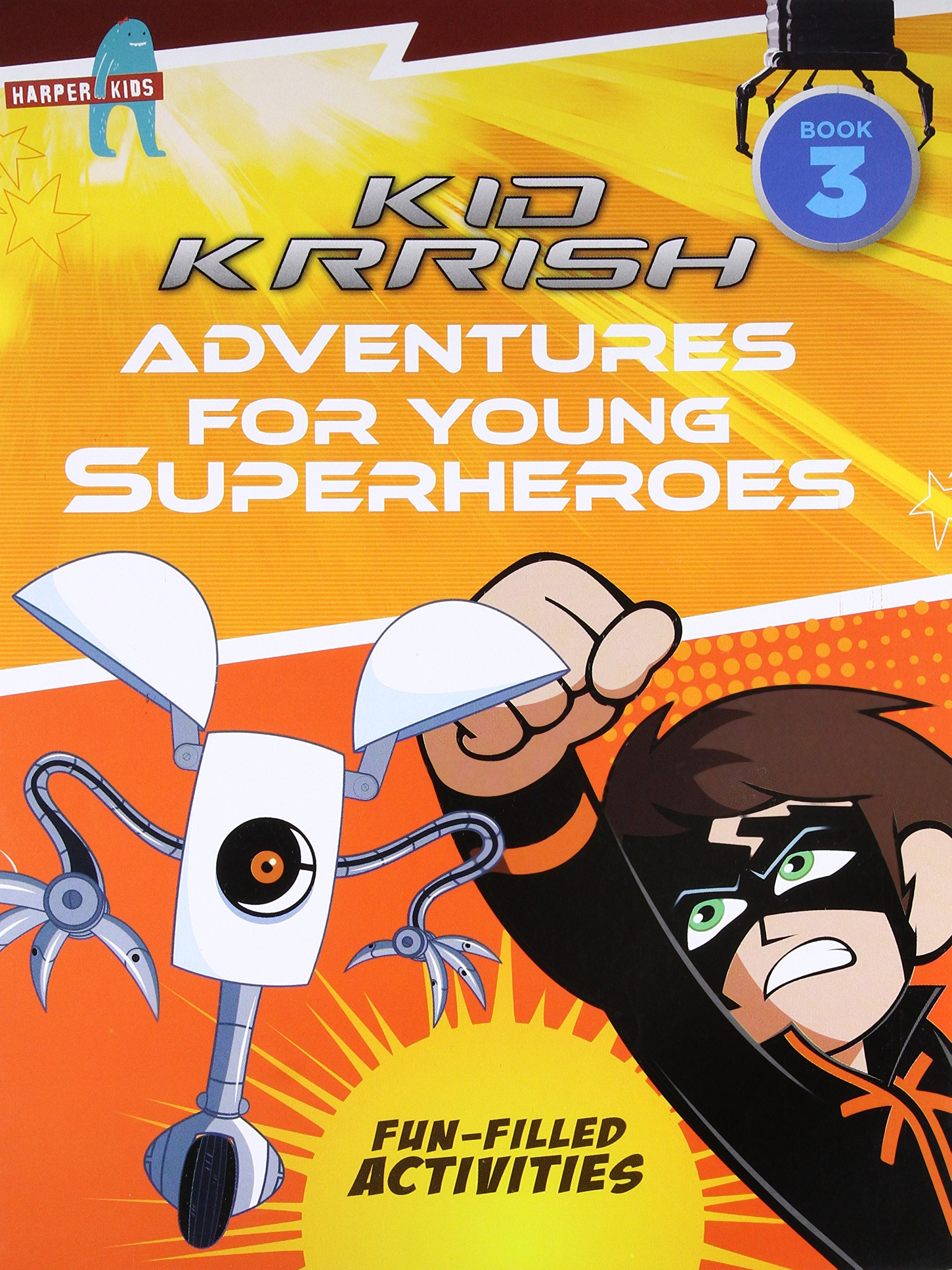 Buy Kid Krrish Book 3 Fun Filled Activities Online At Low Prices In India
