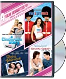 4 Film Favorites: Girls' Night Collection (A Cinderella Story / Chasing Liberty / Sisterhood of the Traveling Pants…
