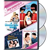 4 Film Favorites: Girls' Night Collection (A Cinderella Story / Chasing Liberty / Sisterhood of the Traveling Pants / What a