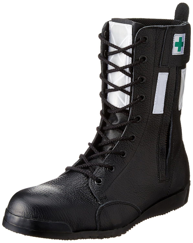 [ミドリ安全] 安全靴 長編上靴 VPセーフ V213N 外鋼板 B01M234ARN 27.5 cm|ブラック