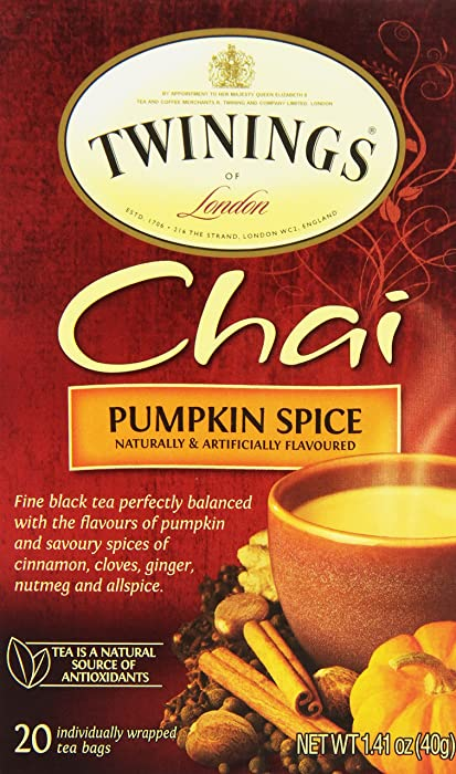 The Best Apple Spice Chai