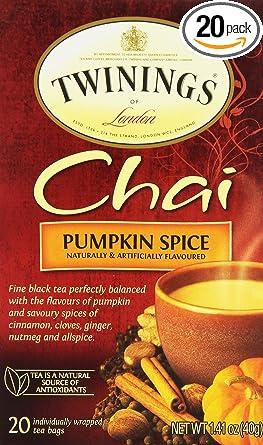 twinings chai te