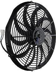 amazon radiator fan motors engine cooling climate control Ford 460 Marine Intercooler Kits pro p electronics pc2054s 16 pro cool electric fan