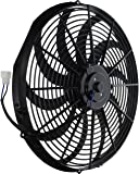 "Procomp Electronics PC2054S 16'' Pro-Cool Electric Fan - ""S"" Blade"
