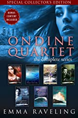 Ondine Quartet: The Complete Series (Special Collector's Edition) Kindle Edition