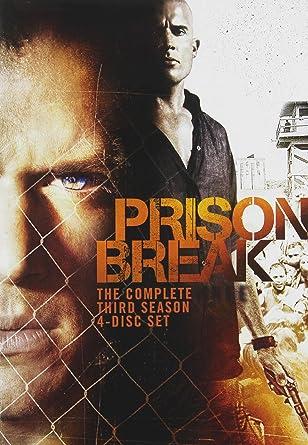 Amazoncom Prison Break Season 3 Prison Break Movies Tv