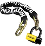 Kryptonite New York FAHGETTABOUDIT 1410 14mm Chain & New York Lock 15mm Disc Lock