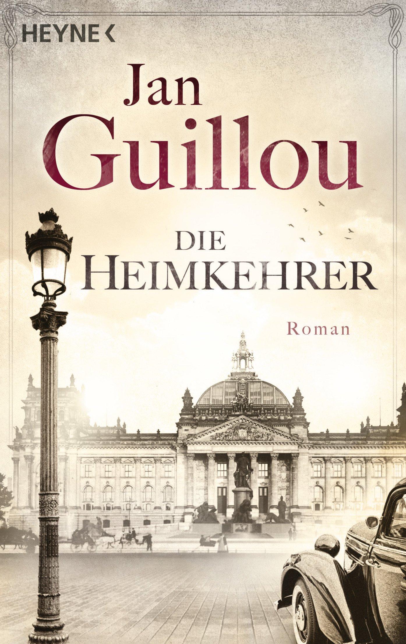 Die Heimkehrer: Band 3 - Roman (Brückenbauer-Serie, Band 3)