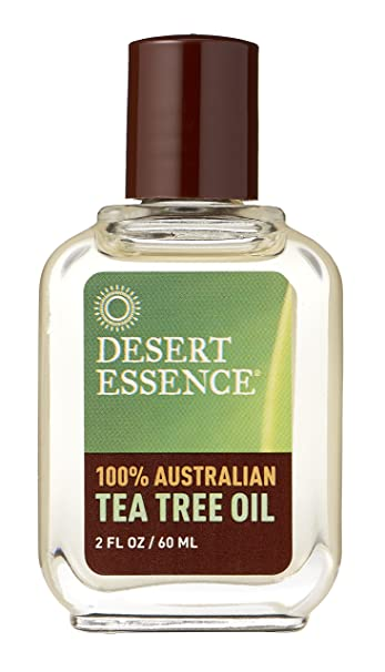 Amazon Com Desert Essence 100 Australian Tea Tree Oil 2 Fl Oz