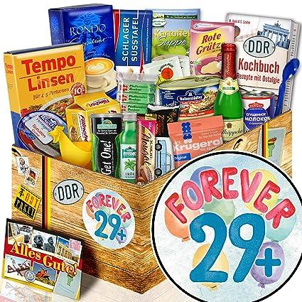Forever 29 Geschenk 30 Geburtstag Frau Geschenk