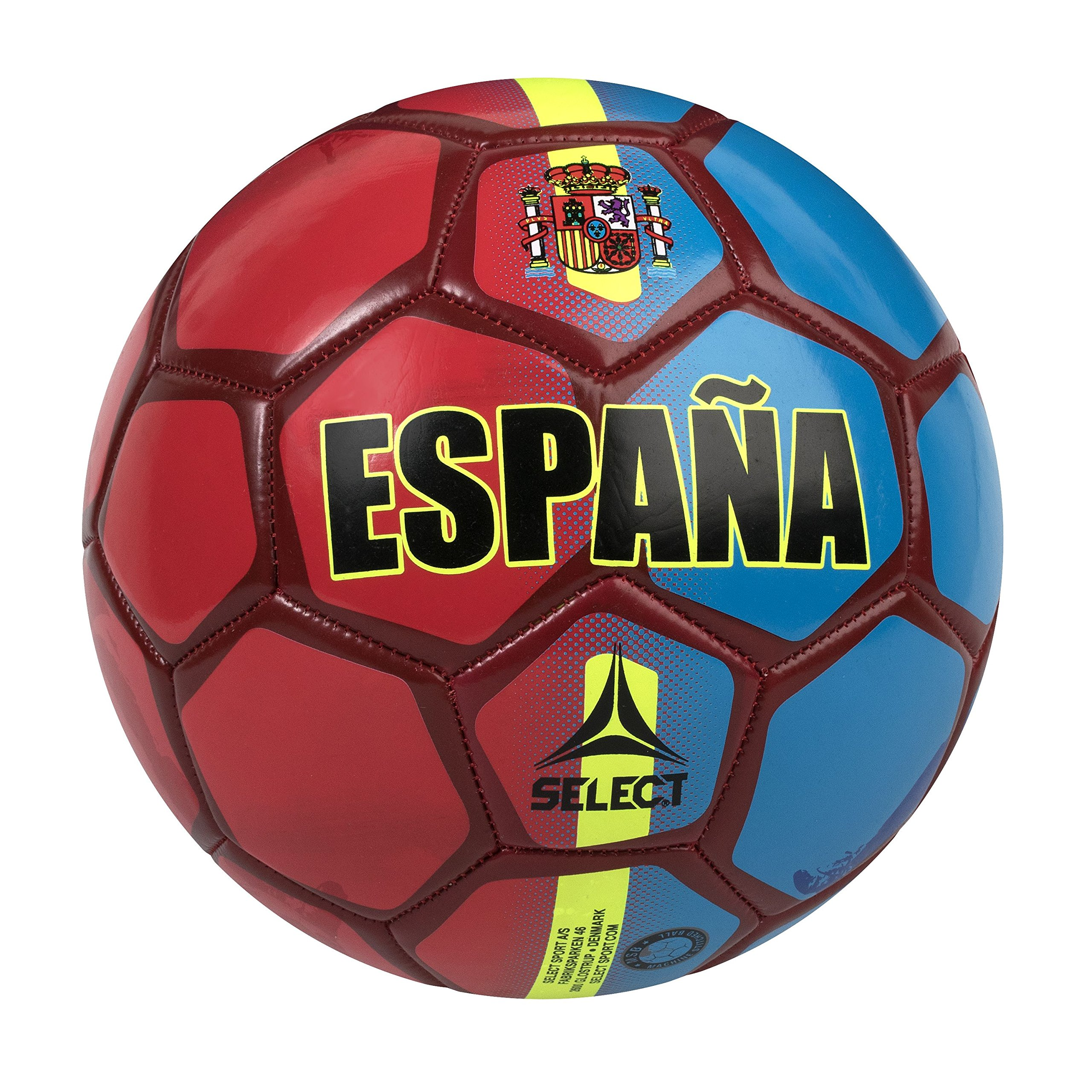 SELECT Spain World Cup Country Soccer Ball - Skills Ball - 47 cm