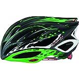 OGK KABUTO(オージーケーカブト) ヘルメット MOSTRO-R スペースマットグリーン サイズ:L