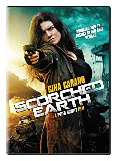 Book Cover: Scorched Earth