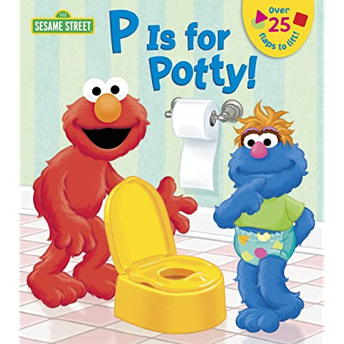 P is for Potty (Sesame Street)