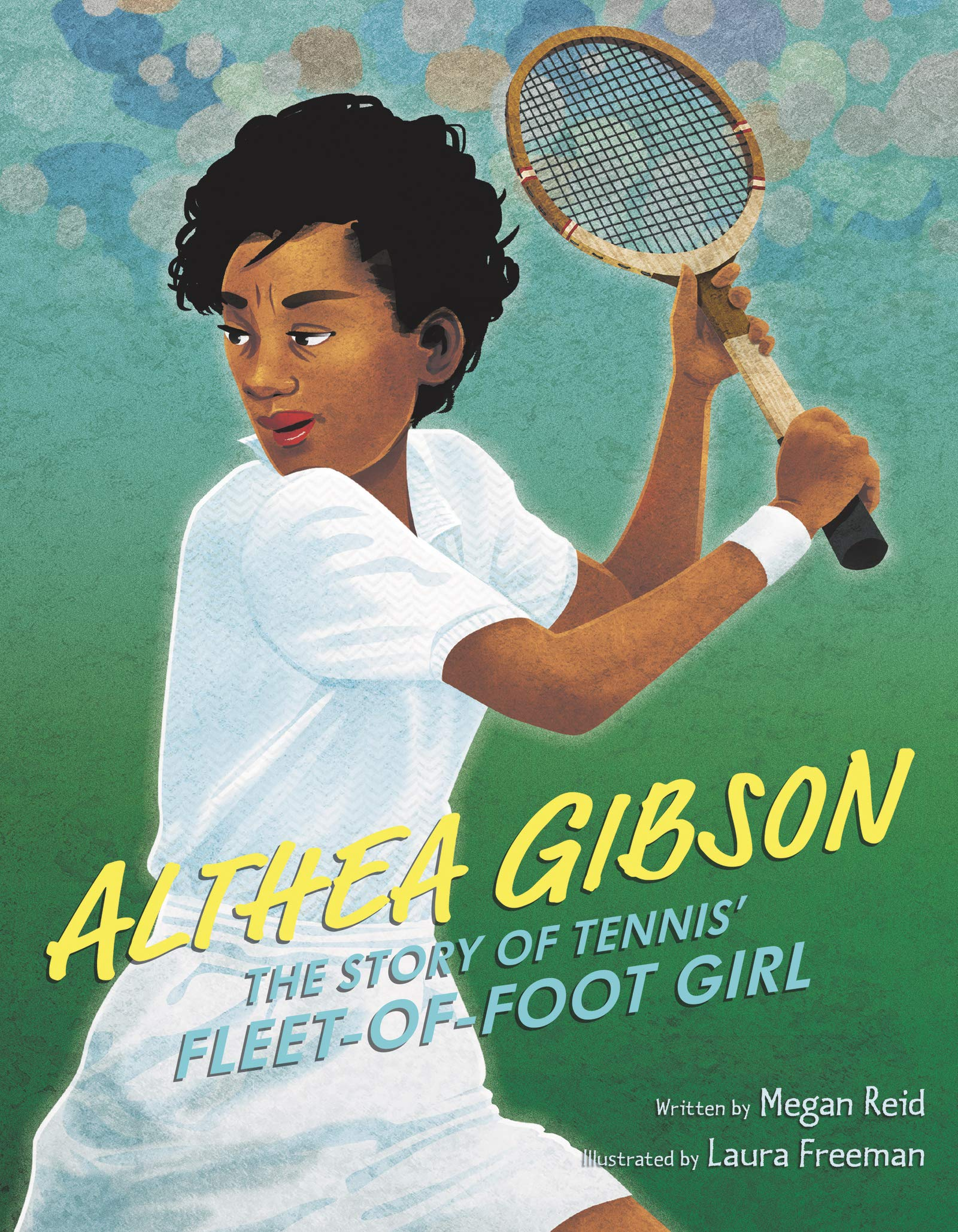 Image result for althea gibson the story of tennis' fleet-of-foot girl