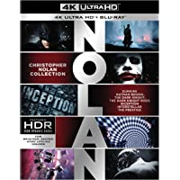 Christopher Nolan 4K Collection 4K Ultra HD Blu-Ray