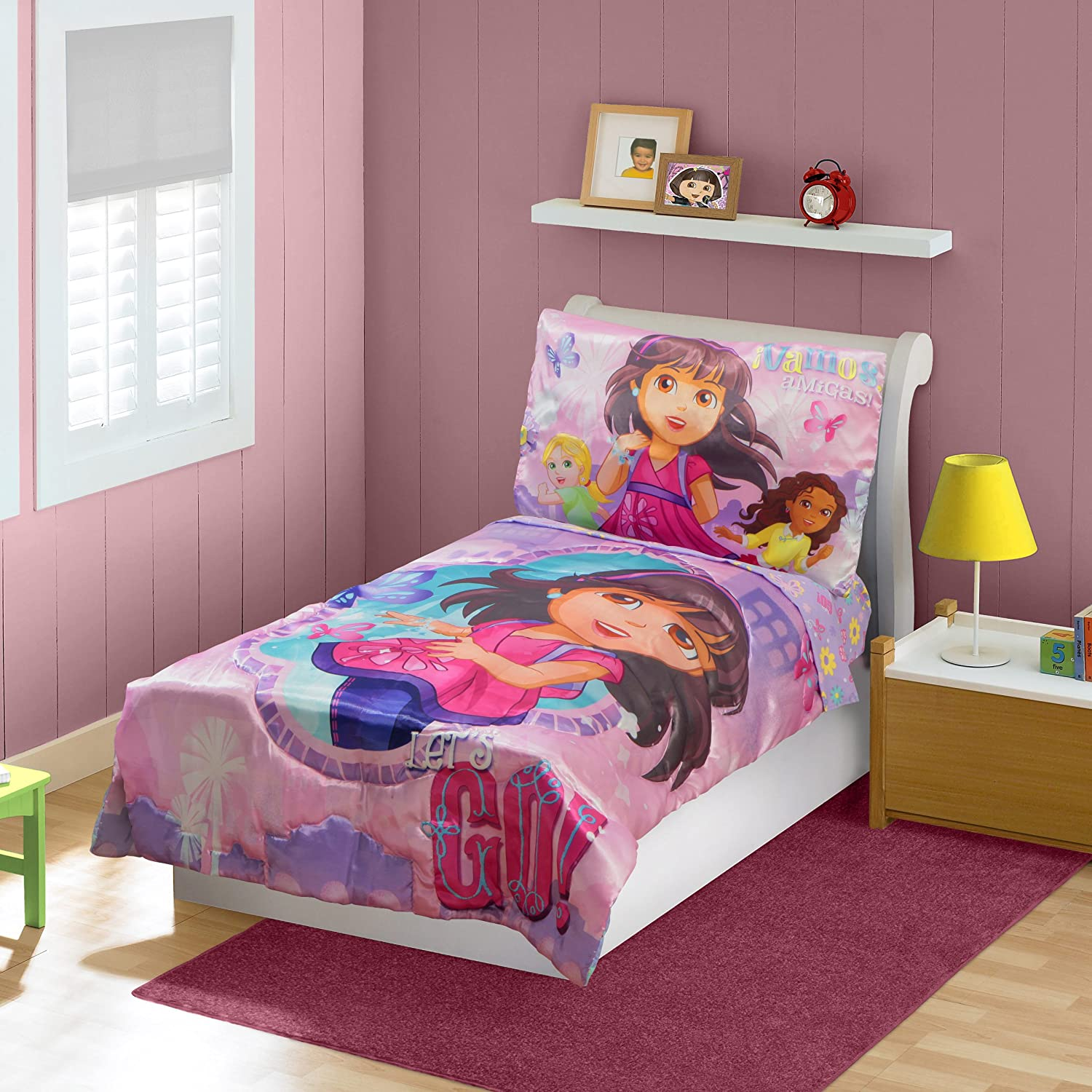 girl babies bedding animal sets bed wayfair safari girls print set factory dream toddler