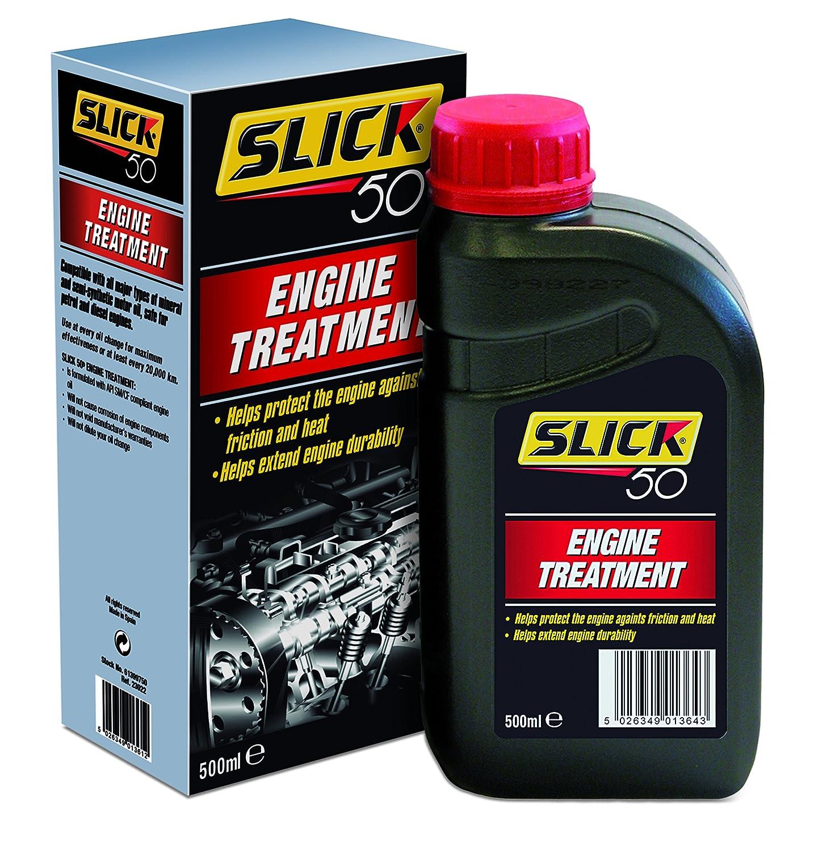 Slick 50 - Additivo per Olio Motore, 500 ml, RIF. 61399500 500ml Krafft
