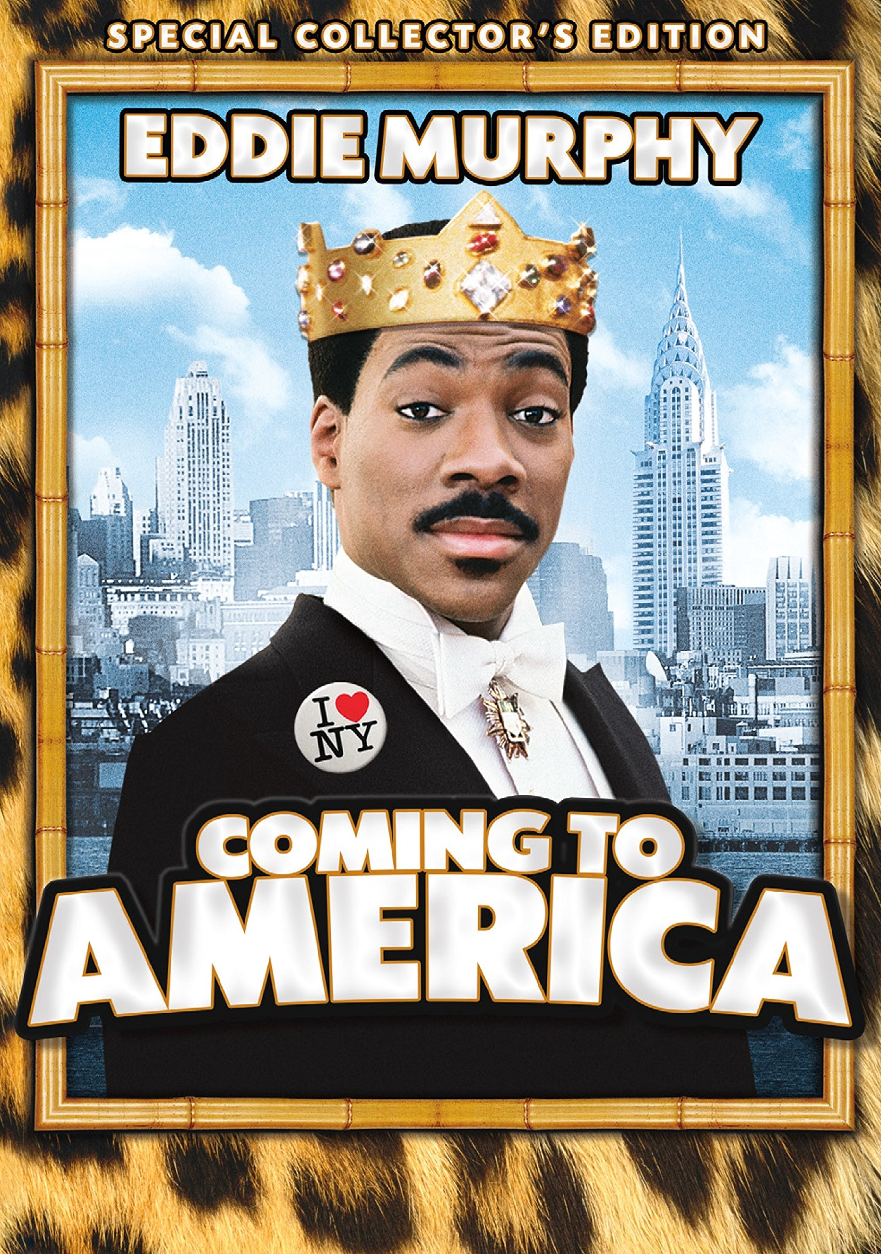 DVD : Coming to America (DVD)