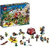 LEGO City Town - Pack de mini figuras: Aventuras al aire libre (60202)