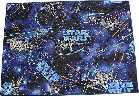 Tapis Disney Star Wars-Couvre lit 180 x 260 cm-Eté printemps