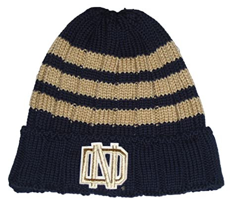 Amazoncom Notre Dame Fighting Irish Ncaa Vintage Headwear Striped