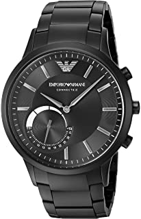 e0c1ba059fb5 Amazon.com  Emporio Armani AR1451 Black Ceramica Mens Watch  Emporio ...