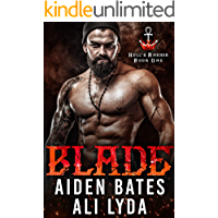 Blade (Hell's Ankhor Book 1) book cover