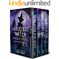 A Mackenzie Witch: Collection 3 (Mackenzie Coven Mysteries)