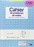 Cahier de problèmes de maths CM2