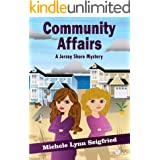 Community Affairs (Jersey Shore Mystery Series Book 3)